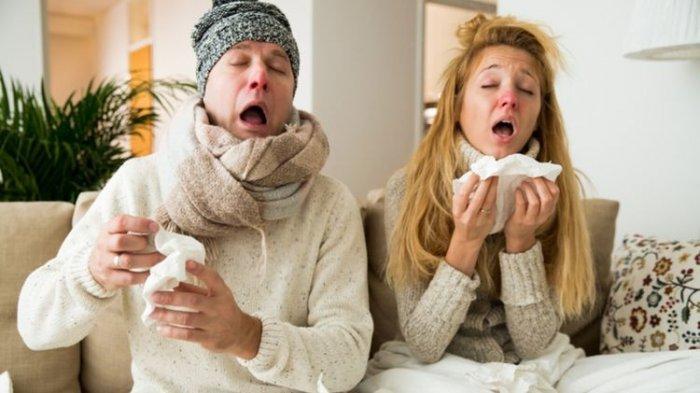 Musim Hujan Tiba, Waspadai Penyakit Diare, Demam Berdarah dan Influenza, Simak Cara Mencegahnya