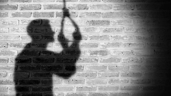 Tak Terima Digugat Cerai Istri, Tukang Potong Rambut Bunuh Diri, Anak Korban Histeris Temukan Jasad