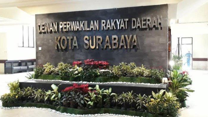 BREAKING NEWS - Belasan Anggota DPRD Kota Surabaya Terpapar Covid, Ketua DPRD Juga Terpapar