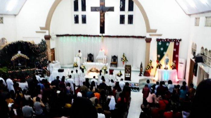 Jelang New Normal Kota Malang, Kebijakan Ibadah Misa Ditentukan Lewat  Pembahasan dengan Para Romo