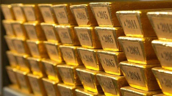 Harga Emas Alami Penurunan pada Senin 12 Oktober 2020, Simak Harga Emas Antam Selengkapnya