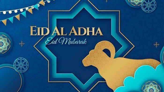 Kumpulan Ucapan Selamat Idul Adha 1442 H/2021 M, Bisa Dishare di WhatsApp, FB, TikTok dan Instagram