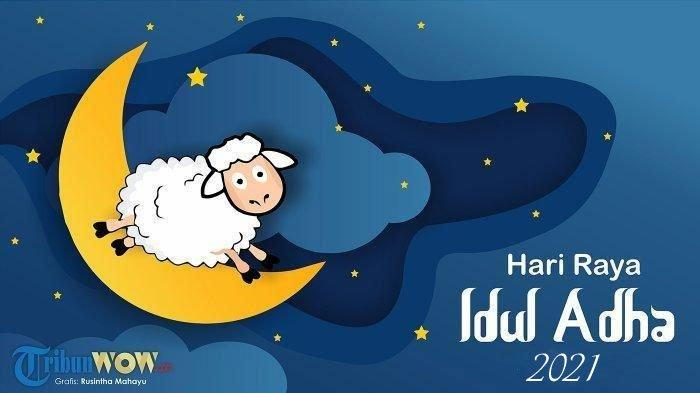 Ilustrasi Idul Adha 2021