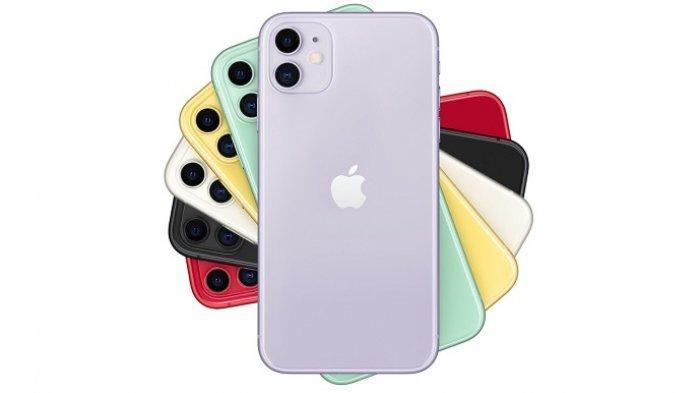 Daftar Harga Resmi iPhone Terlengkap Juli 2021 dari iPhone X, iPhone SE 2020 hingga iPhone 12 Series