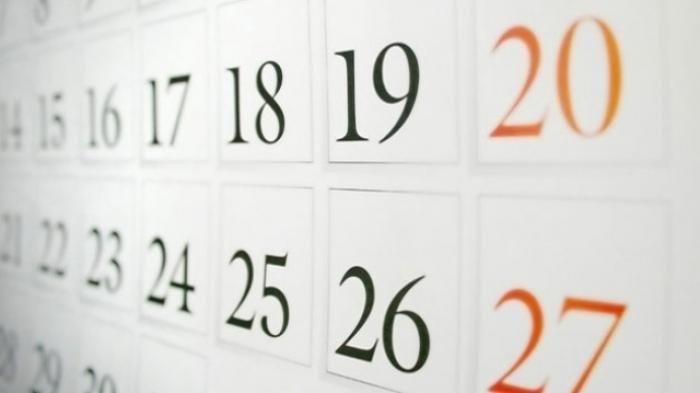 KABAR GEMBIRA! Cuti Bersama Idul Fitri 2020 Digeser ke Desember, Ini Rincian Cuti & Libur Nasional!