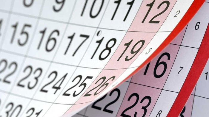 Daftar Hari Libur Nasional dan Cuti Bersama Tahun 2021, Ada Perubahan Tanggal hingga Tambahan Hari