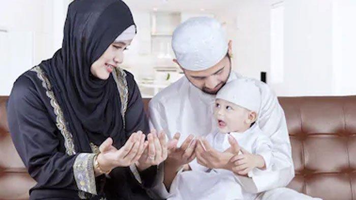 Doa Sehari-hari Agar Keluarga Berlimpah Kasih Sayang Allah SWT dan Harmonis Dijauhkan dari Prahara