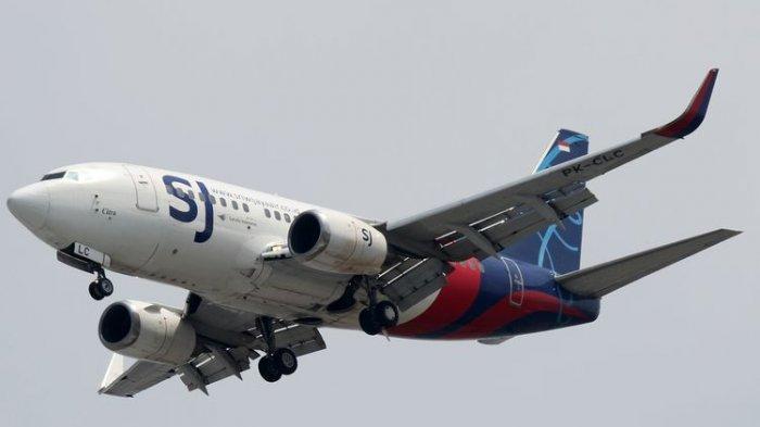 ILUSTRASI Kronologi jatuhnya pesawat Sriwijaya Air SJ 182 di Kepulauan Seribu.