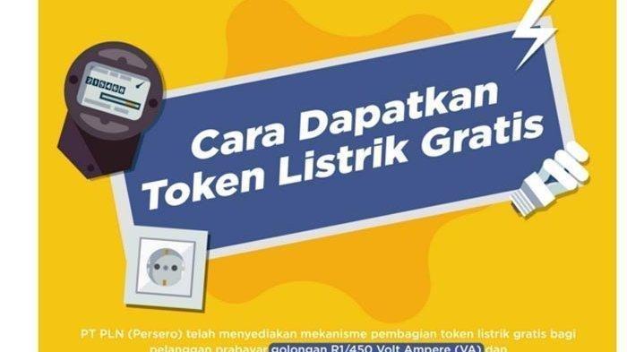 LOGIN www.pln.co.id Dapat Token Listrik Gratis PLN 3 Bulan, Cukup Masukkan Nomor ID Pelanggan Disini