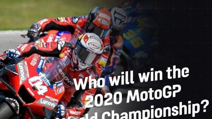 LINK Live Streaming TRANS7, MotoGP Emilia Romagna 2020 di Sirkuit Misano, FP1 Start Pukul 14.55 WIB