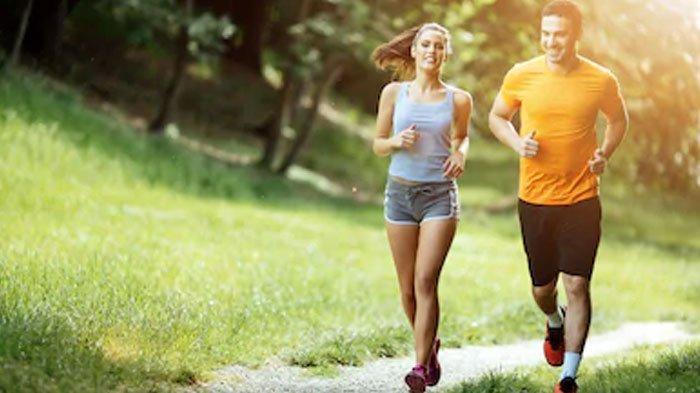 Selain Bersepeda, Olahraga Lari Juga Menyenangkan dan Bagus untuk Kesehatan Tubuh, Simak Manfaatnya