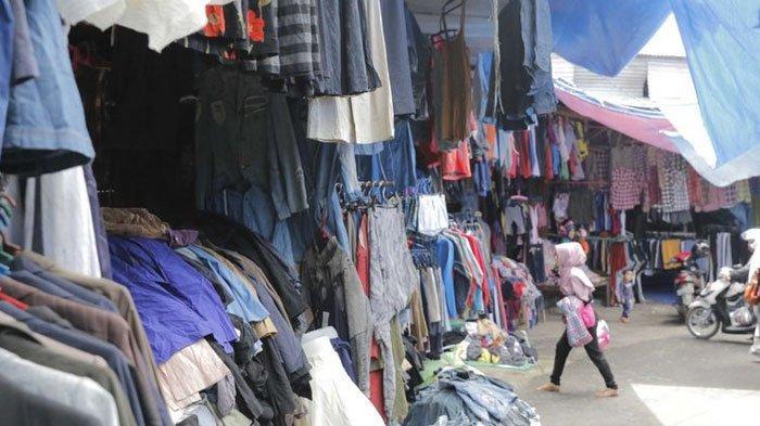 Meski Jadi Primadona, Ternyata Pakaian Impor Seken Dilarang Dijual, Disdag Bakal Sidak ke Mal