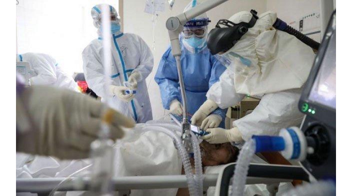 Empat Warga Nganjuk Positif Terjangkit Virus Corona setelah Ikut Pelatihan Petugas Haji di Surabaya