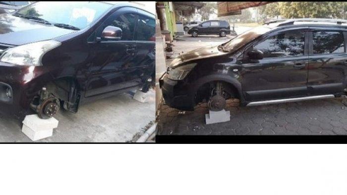 Satu Pelaku Pencurian Ban Mobil Bekas di Sampang Masih Berkeliaran, Polisi Kantongi Identitasnya