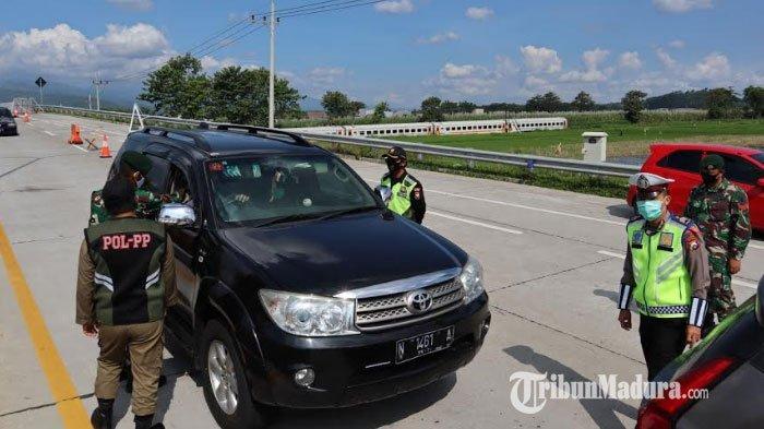 PSBB Malang Raya Berakhir, Semua Posko Check Point Dibubarkan, Akses Menuju Kabupaten Malang Terbuka