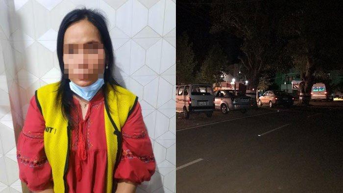 Gelagat Mencurigakan Wanita di Parkiran Hotel, Wajanya Pucat saat Didatangi Polisi, Simpan Benda ini