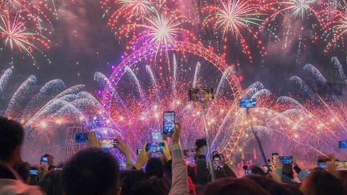 Tujuh Kota Terbaik untuk Merayakan Pesta Kembang Api saat Malam Tahun Baru, Adakah Kotamu?