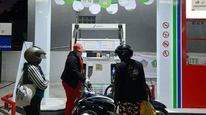 Mulai Hari ini, Warga Madura Bisa Beli Pertalite Seharga Premium, Hemat Rp 1.200 Per Liter