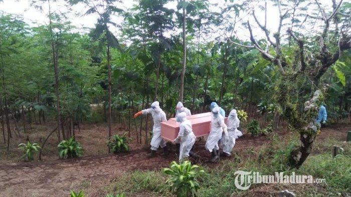 Kondektur Bus di Kabupaten Madiun Berstatus PDP Covid-19 Meninggal, Baru Pulang dari Tangerang