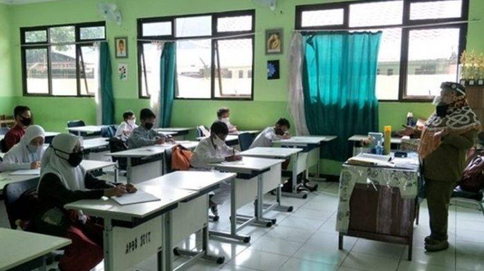 5 Sekolah SD dan SMP di Kota Malang Bakal Gelar Simulasi Belajar Tatap Muka, Sutiaji: Pekan Depan