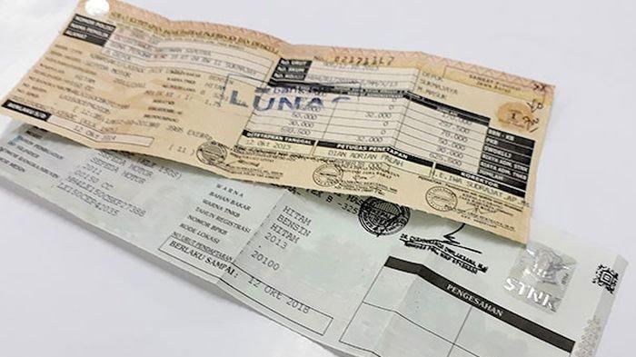 Cara Mengurus STNK Hilang atau Rusak, Urus Surat Kehilangan Dulu dan Siapkan Dokumen yang Diperlukan