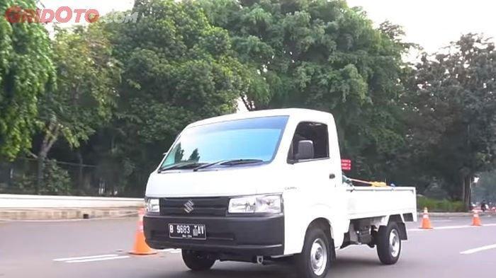 Daftar Mobil Pick Up Bekas dengan Harga Rp 50 Jutaan, Daihatsu Gran Max hinggaSuzuki Pick Up Carry