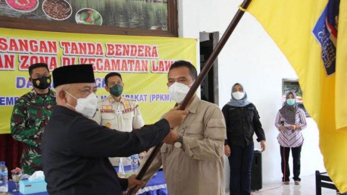 Bebas Zona Merah dan Oranye, Seluruh Kecamatan di Kabupaten Malang Berubah Zona Hijau dan Kuning