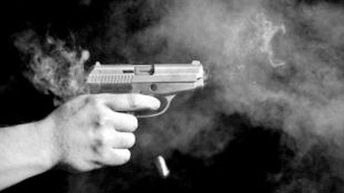 Istri Minta Cerai, Suami Emosi Brutal Tembakkan Pistol Lalu Kabur Pakai Speedboat, Simak Kronologi