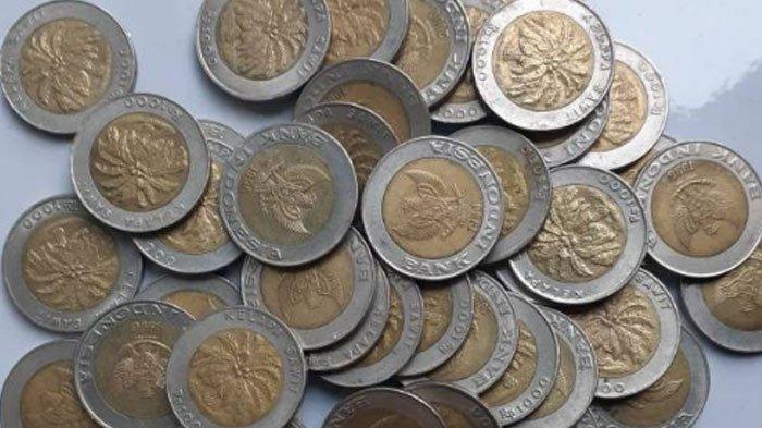 Uang Koin Rp 1000 Gambar Kelapa Sawit Dijual Puluhan Juta, Penjual Uang Kuno Kuak Fakta Sebenarnya