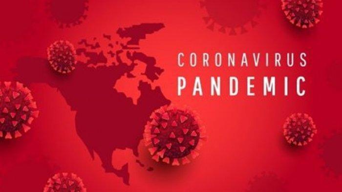 Ilustrasi pandemi Covid-19