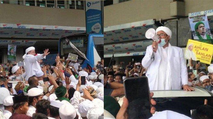 Kabar Habib Rizieq Pulang dari Rumah Sakit, RS Ummi Beri Klarifikasi, FPI Angkat Bicara