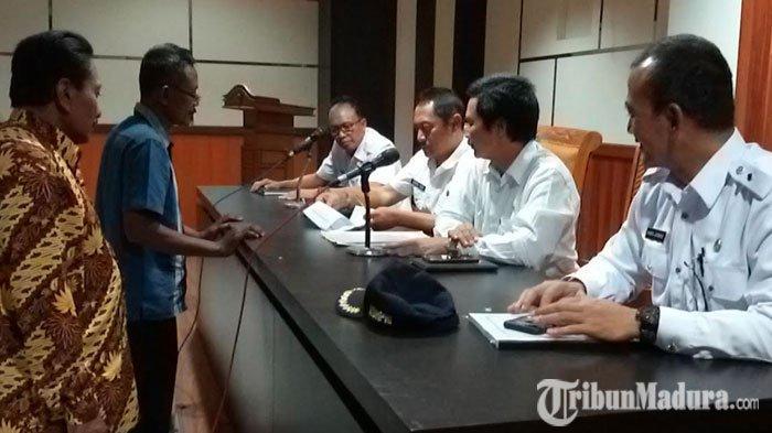 Mantan Pamong Desa Minta Pilkades Nganjuk Ditunda,Akui Dicurangi Namanya Dicoret Jadi Calon Kades