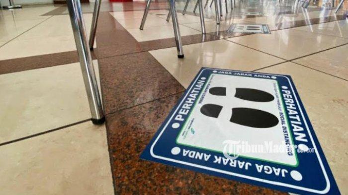 Jelang Lebaran Bandara Juanda Laksanakan Operasional Terbatas, Semua Fasilitas Disemprot Disinfektan