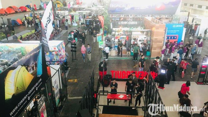 Indofest Untuk Pertama Kali Digelar di Surabaya,Berlangsung Selama 3 Hari diJX International