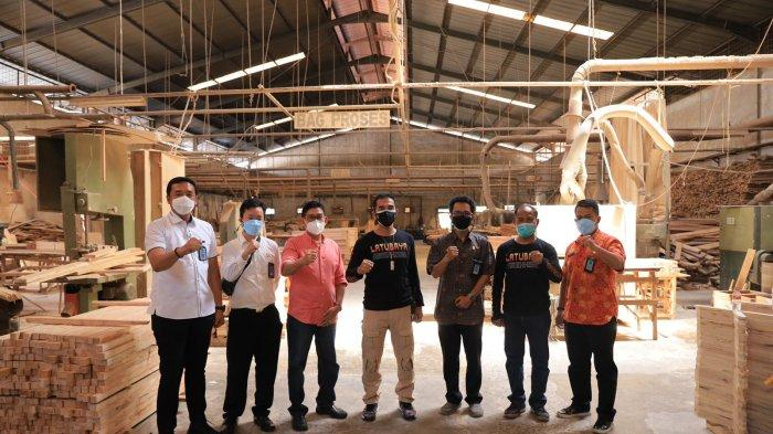 Industri Meubelair Lapas I Surabaya 30 Tahun Konsisten Bekali Skill Warga Binaan dan Sumbang PNPB