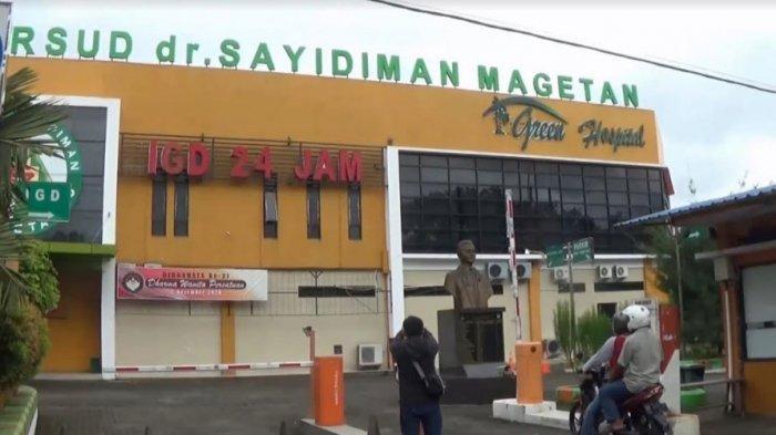RSUD dr Sayidiman Magetan Tutup IGD Setelah 11 Tenaga Kesehatan Positif Covid-19