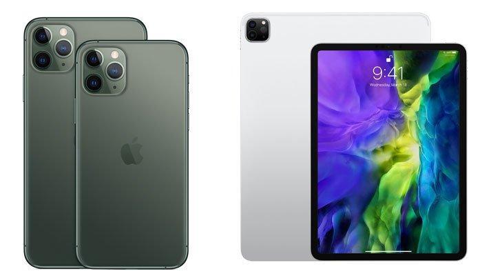 Harga iPhone Terbaru, Mulai dari iPhone 7, iPhone 8, iPhone X, iPhone 11 Hingga Spesifikasi iPad Pro