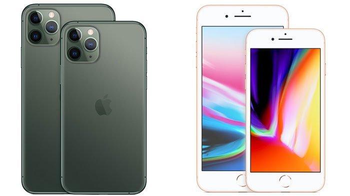 Harga iPhone 11, iPhone X, iPhone 8 Sampai iPhone 7, Rekomendasi HP iPhone di Awal Maret 2020