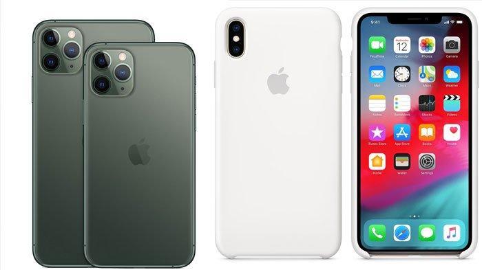 Turun Harga, iPhone Seri XR, XS & XS Max Usai iPhone 11 Rilis, Berikut Daftar Harga iPhone Tersebut