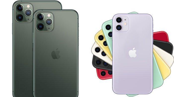 Laris Manis, iPhone 11, iPhone 11 Pro dan iPhone 11 Pro Max di Indonesia, Alasan dan Harga iPhone