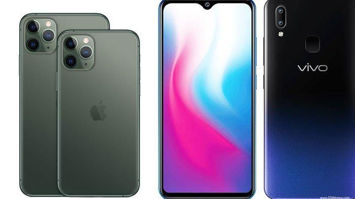 Daftar Harga HP iPhone 11, Vivo dan Redmi di Tahun Baru 2020, Spek Mantap dan Bergaya di Tahun Baru