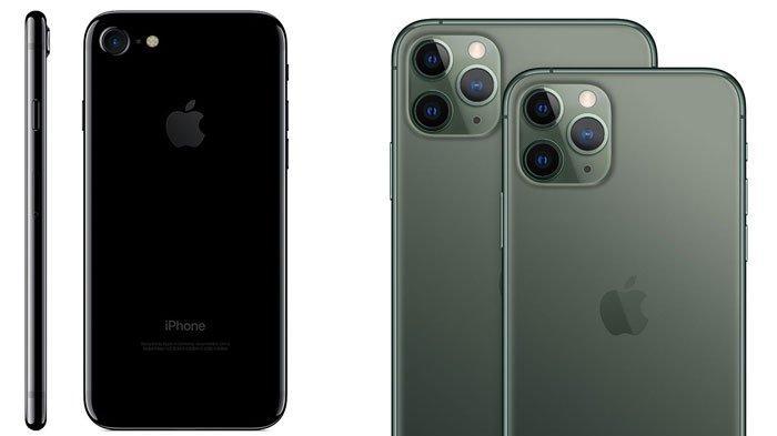 Update Harga iPhone Jelang Akhir Februari 2020, Mulai iPhone 7, iPhone 8, iPhone  X hingga iPhone 11