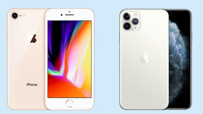 Terkini, Daftar Harga iPhone di Akhir Mei 2020, Mulai dari iPhone 7, iPhone 11 Hingga iPhone SE