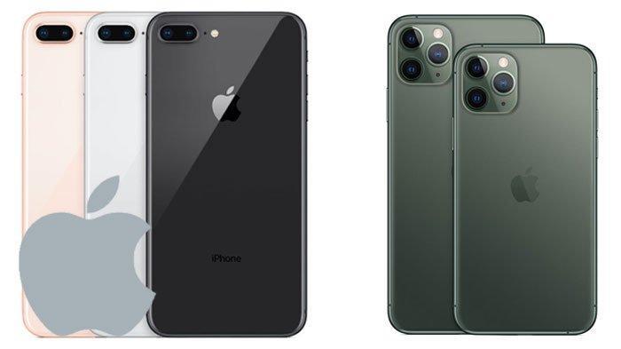 Daftar Harga iPhone dan Spesifikasi iPhone, Mulai iPhone 7, iPhone 8, iPhone X Hingga iPhone 11