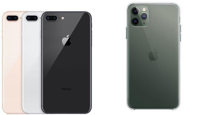 Update Harga iPhone di Januari 2020, Disertai Spek, Mulai iPhone 8 Plus Hingga iPhone 11 Pro Max