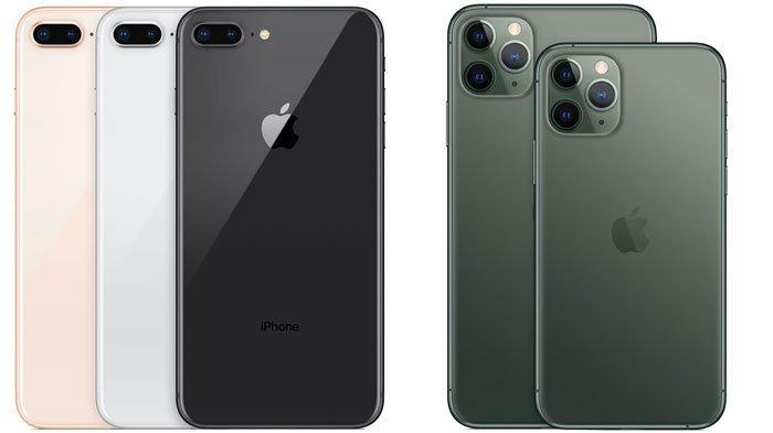 Harga Iphone Menjelang Februari 2020 Spek Mantap Mulai Iphone 8 Plus Hingga Iphone 11 Pro Max Tribun Madura