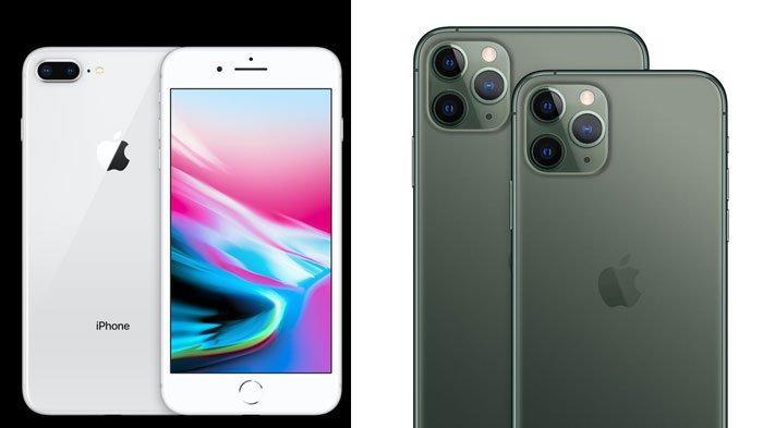 Daftar Harga Iphone Terbaru Januari 2020 Mulai Dari Iphone 8 Plus Hingga Iphone 11 Pro Max Tribun Madura