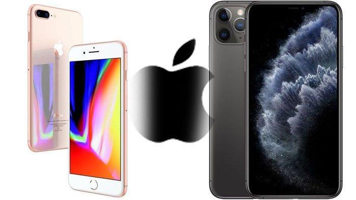 Harga iPhone di Januari 2020, Spek Unggul Kamera Apik, Mulai iPhone 8 Plus Hingga iPhone 11 Pro Max