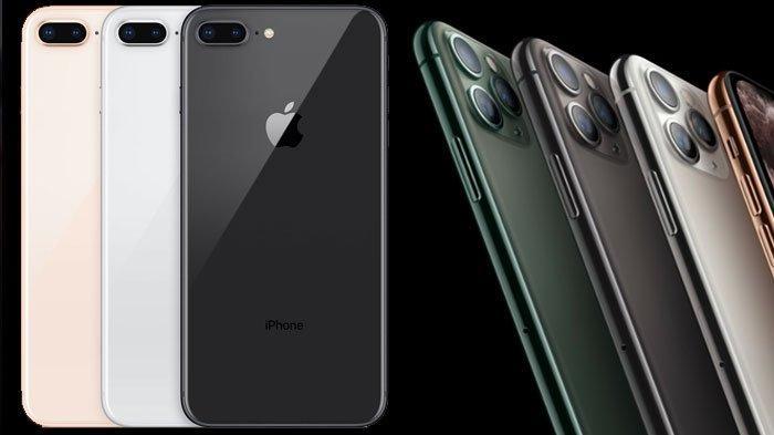 DaftarHarga iPhone Terbaru Rekomendasi HP Januari 2020, dari iPhone 8 Plus hingga iPhone Xs Max