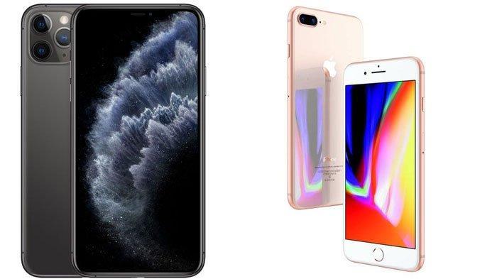 Daftar Harga iPhone Terbaru di Bulan Desember 2019, Mulai iPhone 8 Plus Hingga iPhone 11 Pro Max
